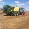 Hay and Windrow Contracting