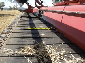 30ft Draper front to suit Case IH 2166 Wanted