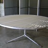 Lyco Round Wool Table
