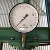 Lister Mac Hydraulic Wool Press