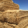 Barley Straw  . Negotiable on large parcel . 400 Bales
