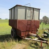 8 to 10 Tonne Chaser Bin Feedout Cart