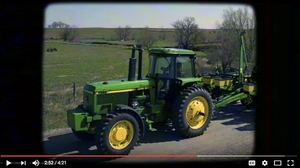 Video - Watch this fabulous Video about the history of John Deere