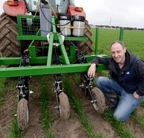 New approach to fertilising crops in-season shows promise