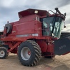 2006 Case IH 2388 Extreme Header with 2052 Front