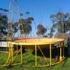 mesh field bin
