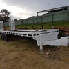 Beavertail Tag Trailer - 2450mm x 7250mm