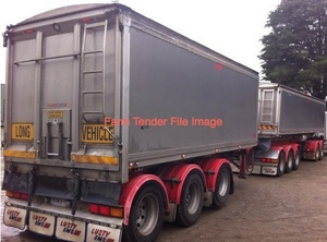 B Double Stag Tipper Trailers Wanted
