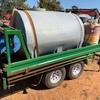 service/fuel trailer