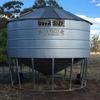 Macey 28Tonne field bin for sale