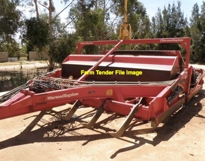 Wanted a 12 or 14Ft Laser Bucket w Ripper