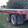 WANTED 45 FT FLAT BED TRAILER