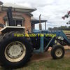WANTED - Massey Ferguson or Ford Tractor 2WD with FEL