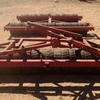 9ft rollers with hard fork lift tyres For Sale x 3