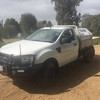 Ford Ranger Single Cab 2.2