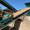 Under Auction - FEED CONVEYOR -  4 metres x 600 PVC Crescent Top Belt. Electric Drive - 2% Buyers Premium on all Lots