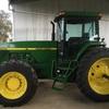 John Deere 8400 Tractor