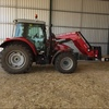 "2014 Massey Ferguson 5611 Tractor with FEL """""""" Less than 300 hrs """""""" Price Reduced"