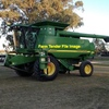 ***Price Drop***John Deere 9650 CTS 2000 model 4x4 with 930 Draper Front - Machinery & Equipment