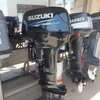 2016 SUZUKI DT30 2 STROKE LONG SHAFT  OUTBOARD MOTOR WITH CHARGING SYSTEM