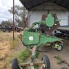 John Deere 930 Front with Smale Pea Pickup.