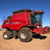 2010 Case IH 7120 Header with 42ft Midwest Front