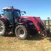 2010 CASE PUMA 165 Tractor w FEL For Sale