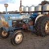 Ford 5000 Selectamatic Tractor
