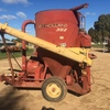 New Holland 352 Mixall complete with Roller Mill.
