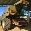 Under Auction - New Holland Clayson 8080 Header with Header Front - 2% Buyers Premium on all Lots