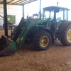 John Deere 6420 Tractor and Loader