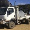 Mitsubishi 4WD service truck For Sale