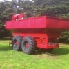 20 ton extended Dunstan Farmers Chaser Bin