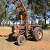 Massey Ferguson 168 Tractor With FEL