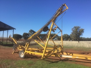 40 ft Phoenix / Phillips prickle chain.