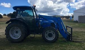 Landini 75hp Tractor
