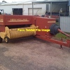 Small square Bailer Between $5000 and $10000