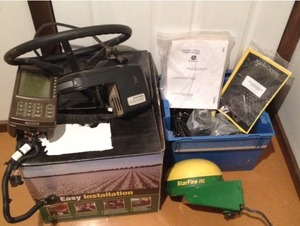 Starfire ITC GPS and AUTO Steer Unit For Sale