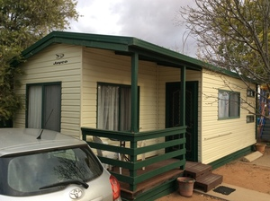 Cabin - Fully Self Contained - With everything included  - In Excellent Condition .