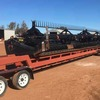 2013 Macdon M205 Windrower (ONO)
