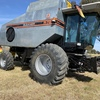 Gleaner R 72 Header with 3 fronts