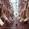 Australia has surpassed the United States and Brazil in value of the beef exported
