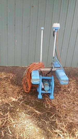 AQUA CO Water Aerator Pump Unit For Sale