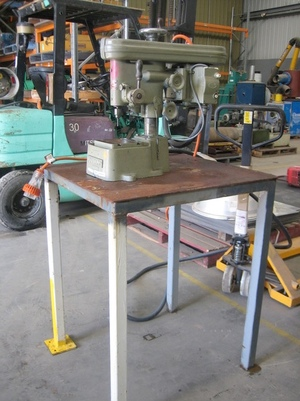 Drill - WALDOWN Bench Drill 3 Phase