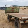 Farm Dog trailer (Not registered)