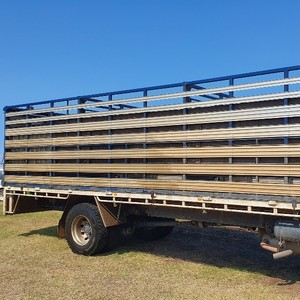 Duncan 26ft stock crate