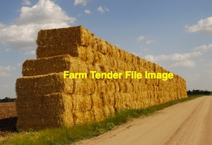 Wheaten Straw & Chaff 8x4x3 Bales