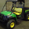 John Deere 855d Diesel 4wd gator