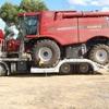 2006 Kenworth K104 Header Carrier Truck