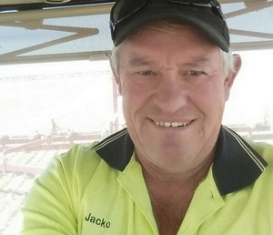 BCG Profile - Terry Kiley, Nyarrin, Mallee, Vic